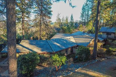 Grass Valley Single Family Home For Sale: 20990 Tiger Tail Road
