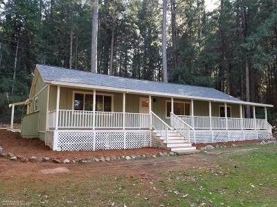 Nevada City CA Single Family Home For Sale: $495,000