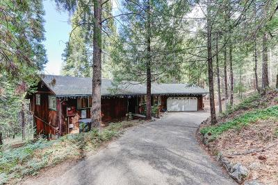 Nevada City CA Single Family Home For Sale: $372,000