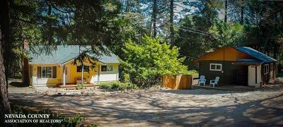 Grass Valley Single Family Home For Sale: 14708 You Bet Road