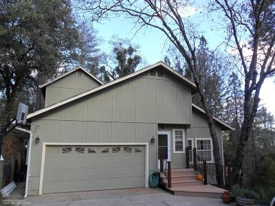 Nevada County Single Family Home For Sale: 17443 Norlene Way