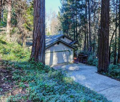 Grass Valley CA Single Family Home For Sale: $429,000
