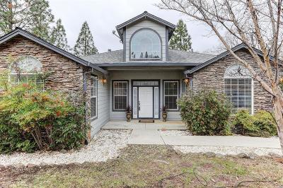 Grass Valley Single Family Home For Sale: 10148 Omega Way
