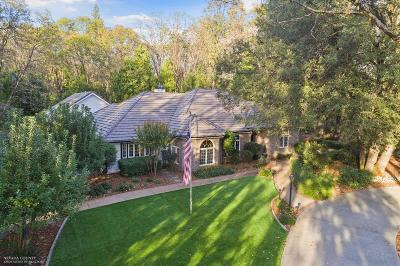 Grass Valley CA Single Family Home For Sale: $989,000