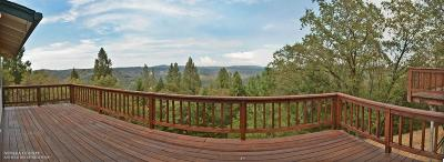 Nevada County Single Family Home For Sale: 18682 Cougar Court