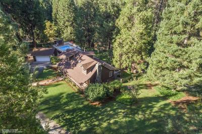 Nevada City Single Family Home For Sale: 11293 Willow Valley Road
