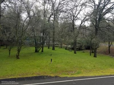 Penn Valley CA Residential Lots & Land For Sale: $59,900
