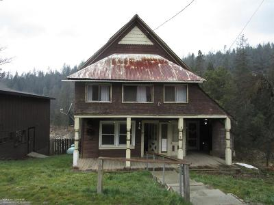 Single Family Home For Sale: 15400 Washington Road