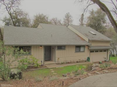 Nevada County Single Family Home For Sale: 14148 Lake Wildwood Drive