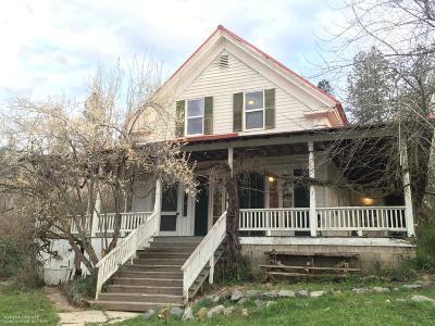 Nevada City Single Family Home For Sale: 28033 Cherokee Street