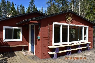 Nevada City Single Family Home For Sale: 10145 Tillicum Way