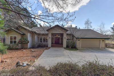 Nevada County Single Family Home For Sale: 11603 Bernadine Court