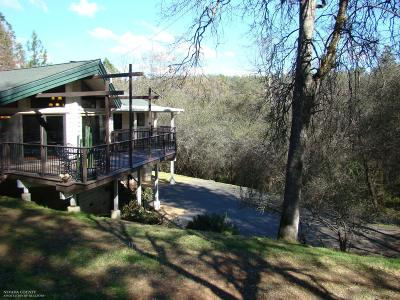 Grass Valley Single Family Home For Sale: 19100 Trail End Place