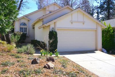 Grass Valley Single Family Home For Sale: 348 Horizon Circle
