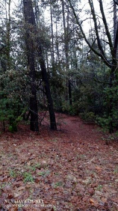 Nevada County Residential Lots & Land For Sale: 13392 Pine Cone Circle
