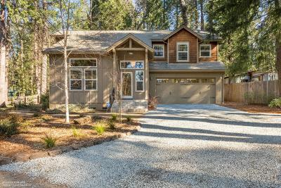 Nevada City Single Family Home For Sale: 12460 Valley View Road