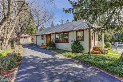 Nevada City Single Family Home For Sale: 500 Sacramento Street