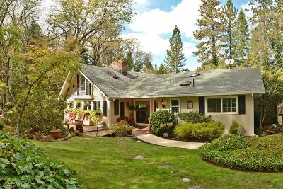 Grass Valley Single Family Home For Sale: 10096 Elder Drive