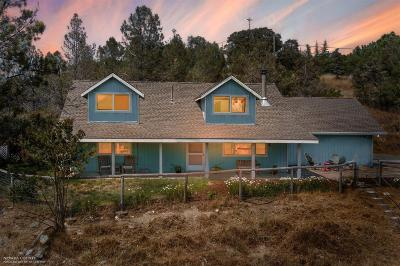 Nevada County Single Family Home For Sale: 11128 Yuba Crest Drive