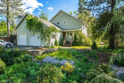 Nevada City Single Family Home For Sale: 16807 Oak Hollow Circle