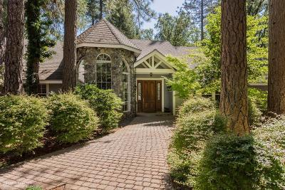 Nevada City Single Family Home For Sale: 11821 Whisperwood Way