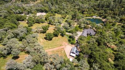 Nevada County Single Family Home For Sale: 11615 Overhill Drive