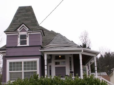 Grass Valley Single Family Home For Sale: 411 Central Avenue