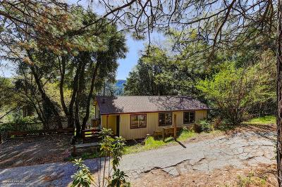 Nevada City Single Family Home For Sale: 16875 Banner Quaker Hill Road