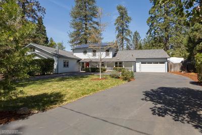 Nevada City Single Family Home For Sale: 11354 Ridge Road