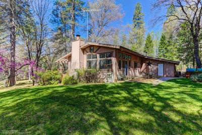 Grass Valley Single Family Home For Sale: 10415 Smith Road