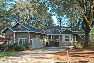 Grass Valley CA Single Family Home Sold: $440,000