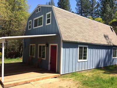 Nevada City Single Family Home For Sale: 12603 Shady Creek Drive