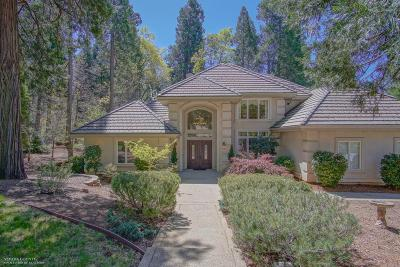 Grass Valley Single Family Home For Sale: 12974 Somerset Drive