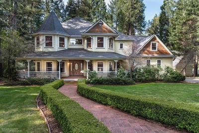 Nevada City Single Family Home For Sale: 12927 Woodstock Drive
