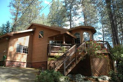 Grass Valley CA Single Family Home Sold: $334,000
