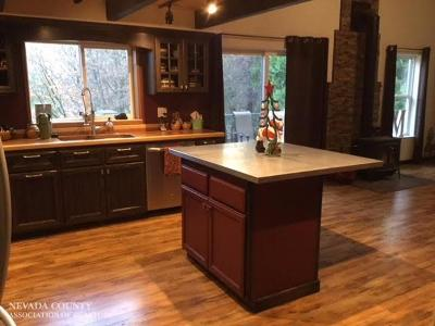 Nevada City Single Family Home For Sale: 15487 Barn Hollow Road