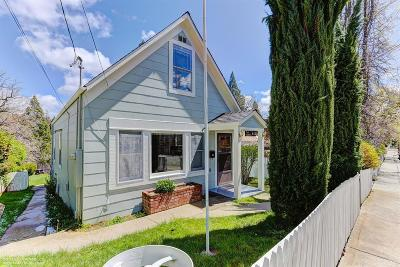 Nevada City Single Family Home For Sale: 512 Main Street