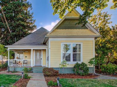Grass Valley Single Family Home For Sale: 411 Henderson Street