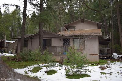 Nevada County Single Family Home Active Shrt Sale Con: 13556 Tranquility Lane