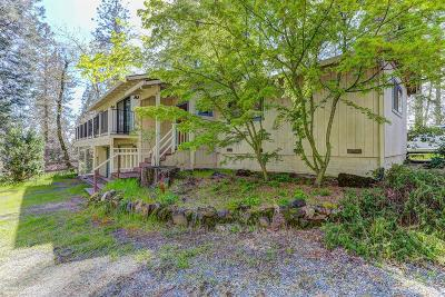 Grass Valley Single Family Home For Sale: 10303 Sugar Pine Court