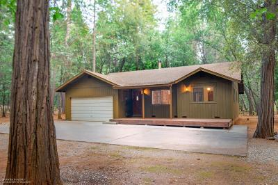 Nevada City Single Family Home For Sale: 18318 Blue Tent School Road