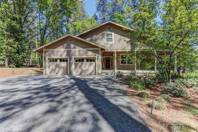 Grass Valley Single Family Home For Sale: 14737 Nathan Way