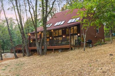 Nevada City Single Family Home For Sale: 14593 Sunrock Road