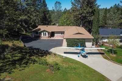 Grass Valley Single Family Home For Sale: 18837 Norlene Way