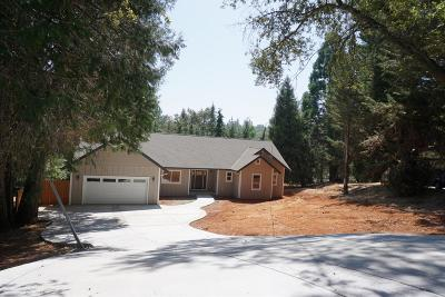 Grass Valley Single Family Home For Sale: 16258 Norlene Way