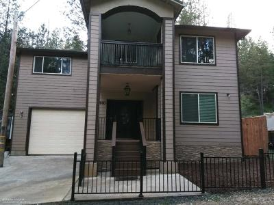 Grass Valley Single Family Home For Sale: 440 Carol Drive