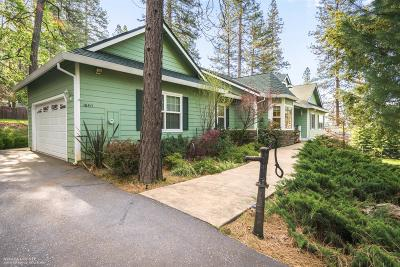 Grass Valley Single Family Home For Sale: 16511 Rattlesnake Road