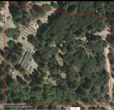 Nevada City Single Family Home For Sale: 16478 Trails End Road