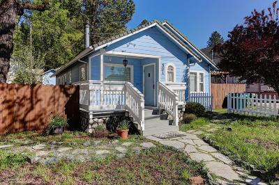 Grass Valley Single Family Home For Sale: 501 S Auburn Street