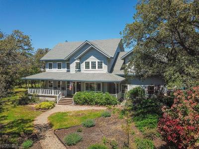 Butte County, Nevada County, Placer County, Sacramento County, Sierra County, Sutter County, Yuba County Single Family Home For Sale: 8184 Thousand Oaks Lane